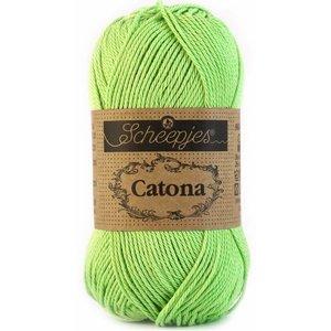 Scheepjes Catona 10 Apple Green (513)