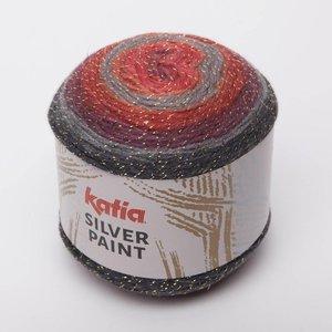 Silver Paint Rood/Grijs/Wijnrood/Zwart (100)