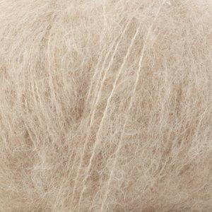 Brushed Alpaca Silk lichtbeige (04)