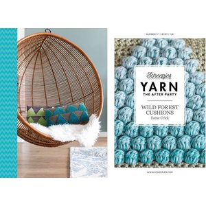 Haakpakket: Yarn afterparty 17  Wild Forest Cushions