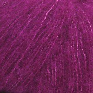Brushed Alpaca Silk paars (09)