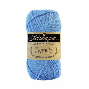 Twinkle 917 midden blauw