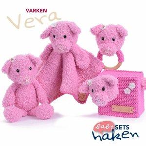 CuteDutch Garenpakket Varken Vera