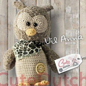 CuteDutch garenpakket Uil Anna