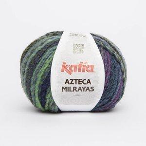 Azteca Milrayas Groen/Blauw/Paars (709)