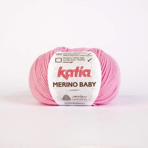 Merino Baby bleekrood (58)