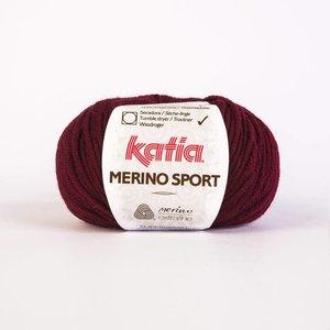 Katia Merino Sport donker wijnrood (22)