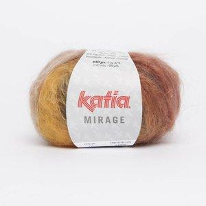 Katia Mirage Bruin/Oranje/Lichtbruin (105)