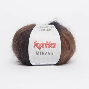Katia Mirage lichtbruin/bruin/donkerbruin (107)