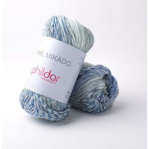Phildar Phil Mikado Bleuet (113)