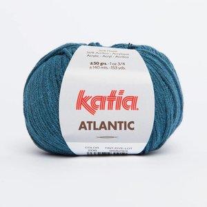 Atlantic 206 Medium blauw-zwart