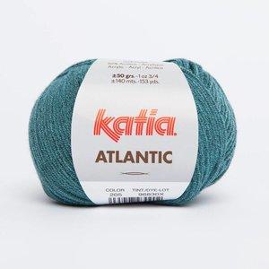 Atlantic 205 Turquoise-zwart