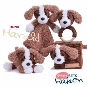 CuteDutch Garenpakket Hond Harold