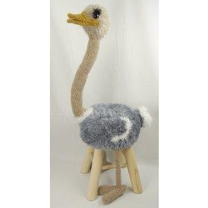 Dierenkruk Struisvogel