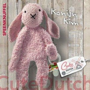 CuteDutch garenpakket konijn Kim