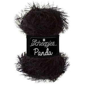 Panda Black Bear (585)
