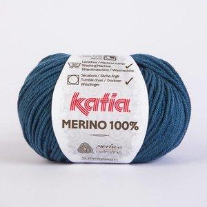 Merino 100% groenblauw (34)