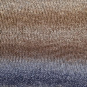 Delight beige/blauw (07)