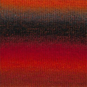 Delight rood/oranje/grijs (13)