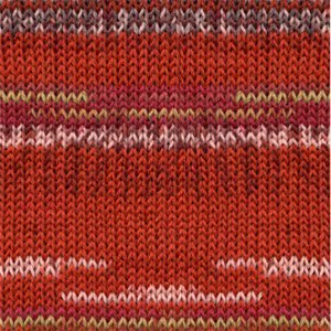 Fabel Print red chili (159)