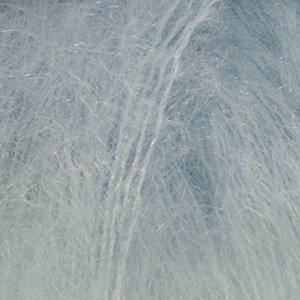 Kid-Silk lichtgrijs/blauw (07)