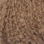 Alpaca Bouclé mix bruin (0602)