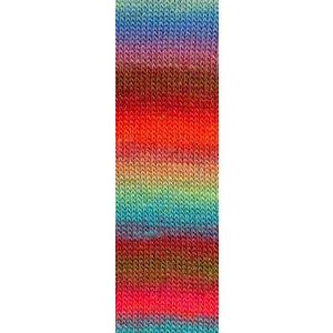 Mille Colori Socks & Lace Luxe 51 regenboog