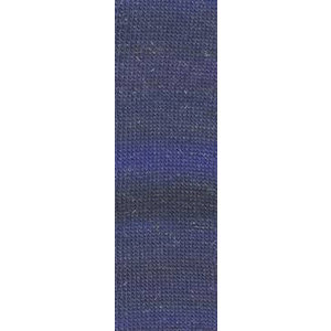 Mille Colori Socks & Lace Luxe 35 blauw
