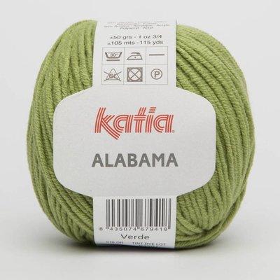 Alabama groen (19) op = op