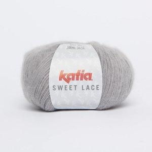 Sweet Lace 6 Parelmoer-lichtgrijs