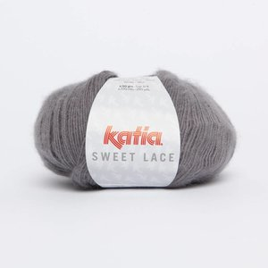 Sweet Lace 7 Medium-grijs