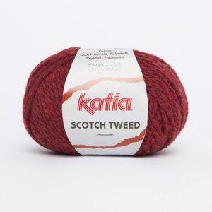 Scotch Tweed 75 Wijnrood