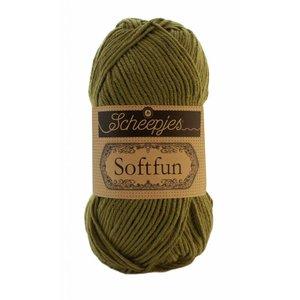 Softfun donker olijfgroen (2616)