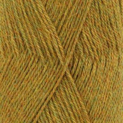 Alpaca geel / groen (7233)