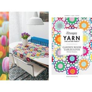 Scheepjes Yarn afterparty 11 Garden Room Tablecloth