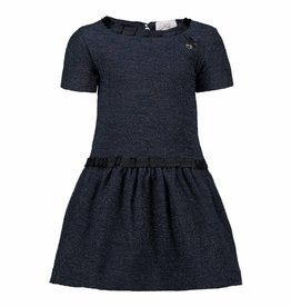 Le chic Le Chic Jurk Glitter Navy