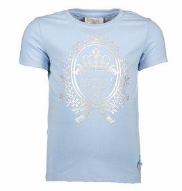 Le chic Le Chic Shirt Licht Blauw/Silver