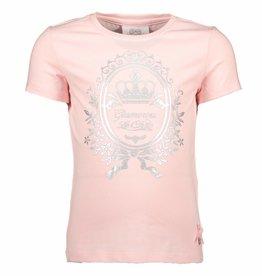 Le chic Le Chic Shirt Licht Roze/Silver