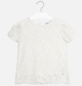 Mayoral Mayoral Blouse Wit