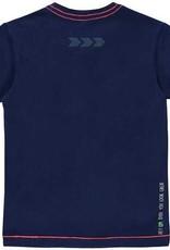 Quapi Quapi Kaleb Shirt Blue Print
