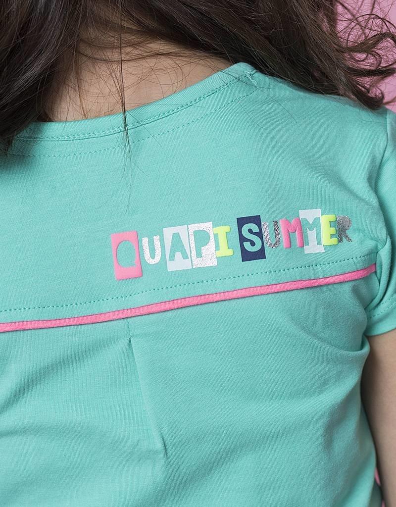 Quapi Quapi Kiki Shirt Print Green