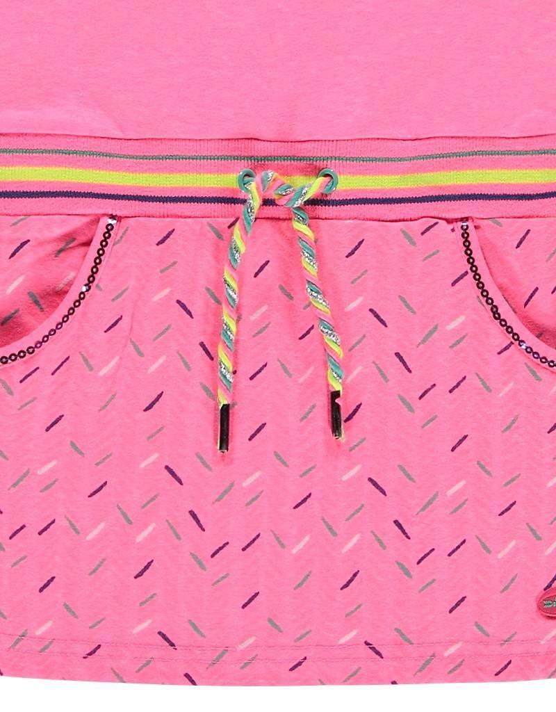 Quapi Quapi Kacy Jurk Print Sweet