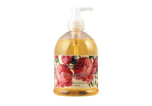 Savon Flasche Flüssige Seife 500ml Ancient Rose