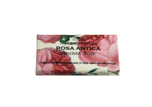 Savon Zeep Vegetale 100 Gram Ancient Rose