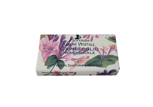 Savon sapone Vegetale 100g Honeysuckle