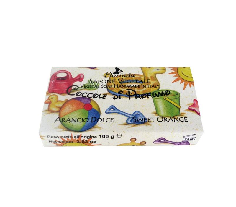 Children's Soap 100g Beach