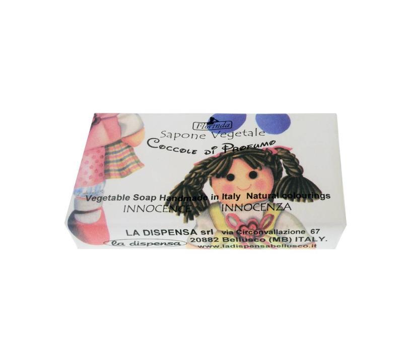6197children's Soap 100g Dolls