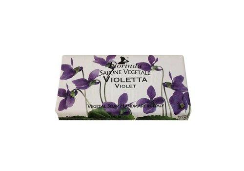 Savon Sapone Vegetale 100g Violet