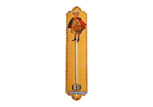French Classics Thermometer Lu Metall