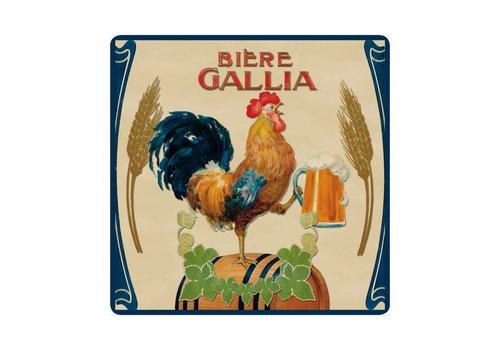French Classics Onderzetter Gallia 20x20 cm Hittebestendig Glas